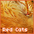 Red/Orange Cats: