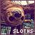 Sloths:
