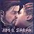 Jim Raynor & Sarah Kerrigan: